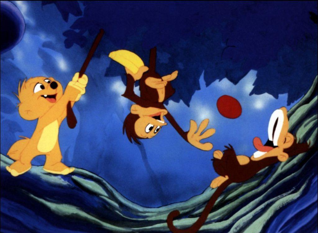 The Jungle Creature: Hugo (1993)